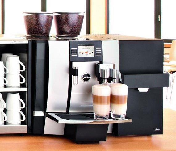 Рожковая кофеварка не подает воду